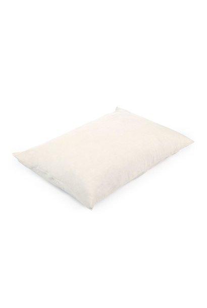 Pillow Sham - Santiago  - White Sand - King - Set of 2