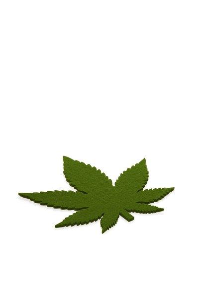 Leaf - Marijuana - Large