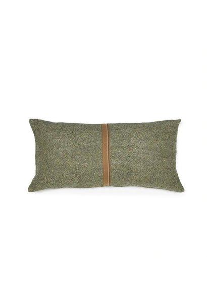 Cushion Cover - Idaho - Lumbar - Olive