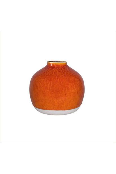 Vase -  Nefle -  Orange