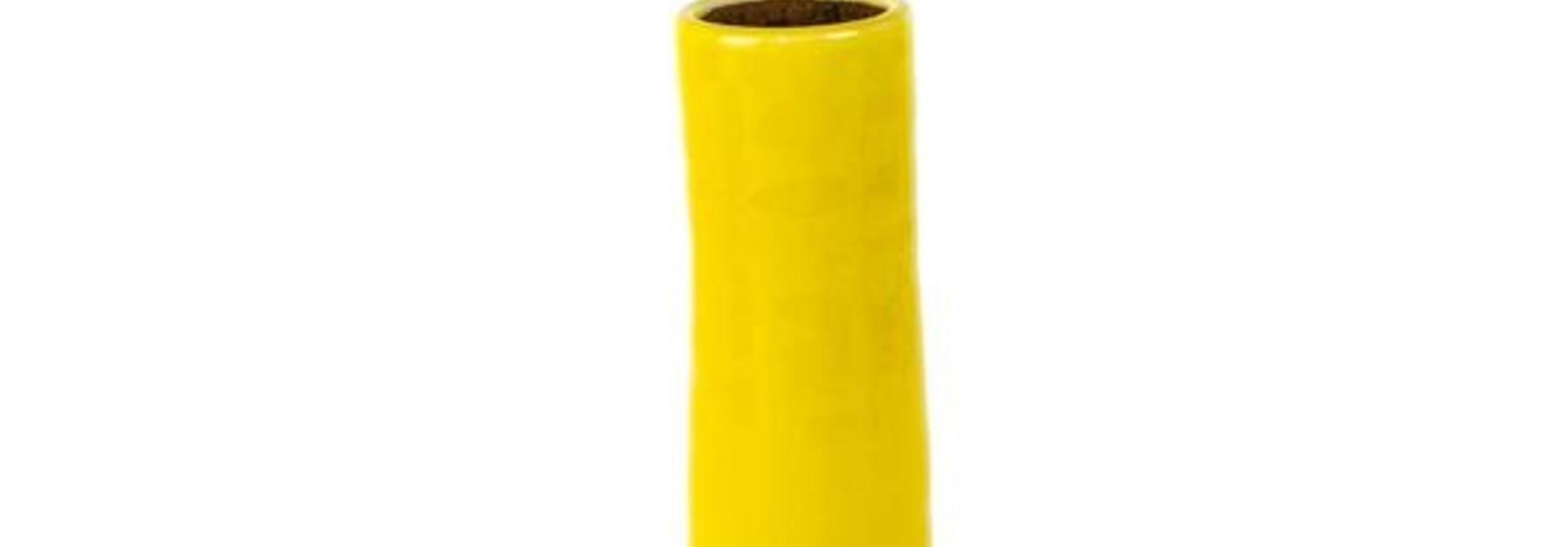 Vase -  Ma-To - Small - Citron