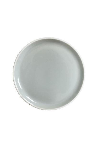 Luncheon Plate - Studio - Lt. Grey