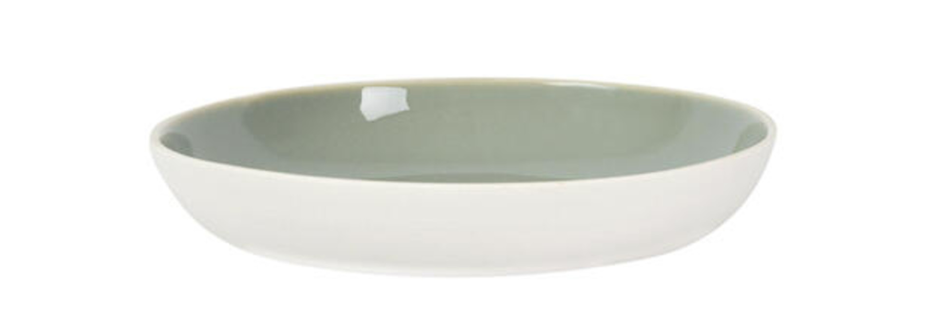 Pasta Plate - Studio - Lt. Grey