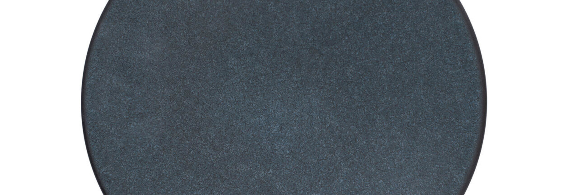 Dinner Plate - Tourron - Ink Blue