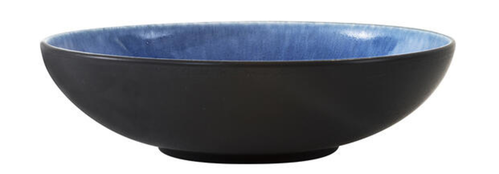 Pasta Plate - Tourron - Linen Blue