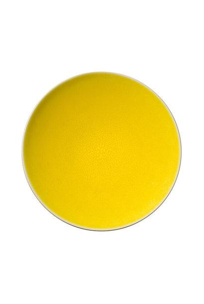 Dinner Plate - Tourron - Citron