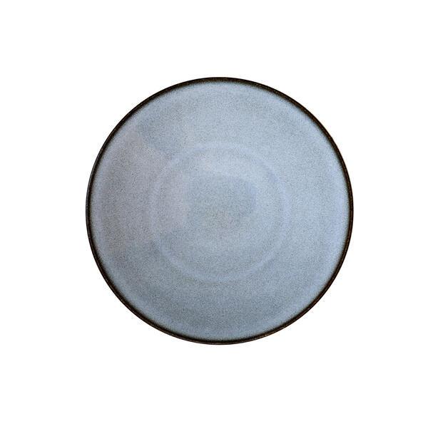 Tapas Plate - Tourron - Blue/Grey-1