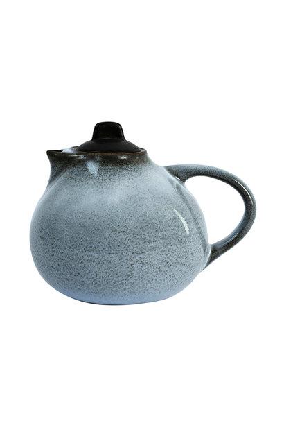 Teapot - Tourron - Blue/Grey