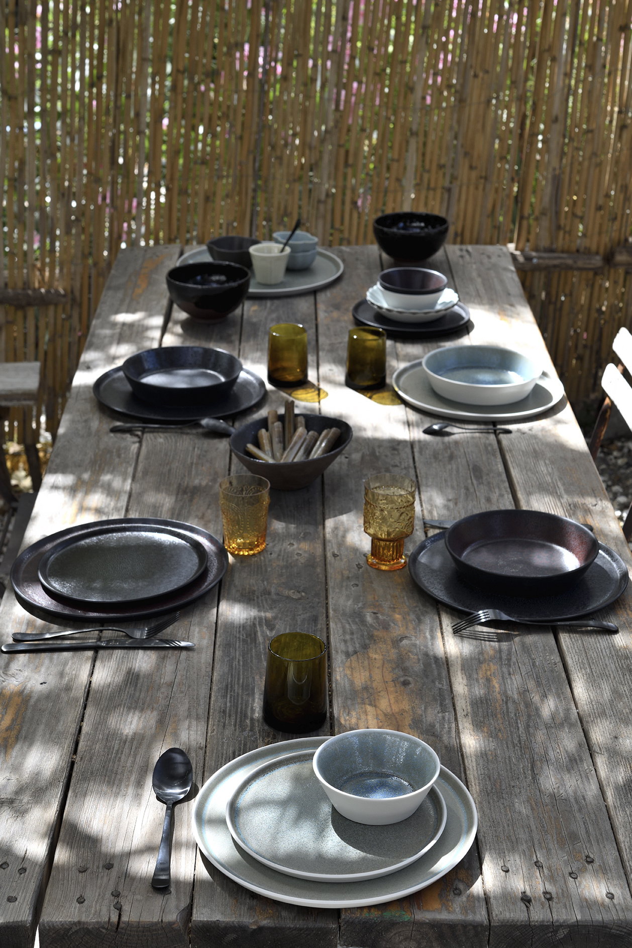 Dinner Dish Deep - Tout Simple - Rouge Cinnebar-2