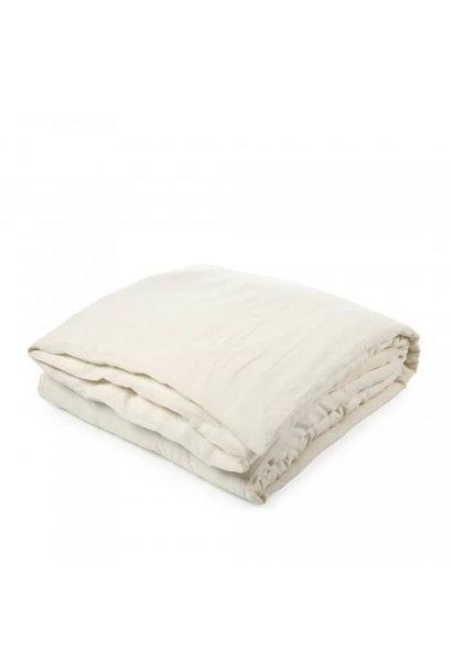 Duvet Cover - Madison - White Sand - Queen