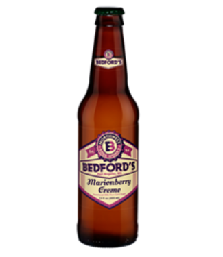 Orca Beverage Soda Company Bedfords Marionberry Creme