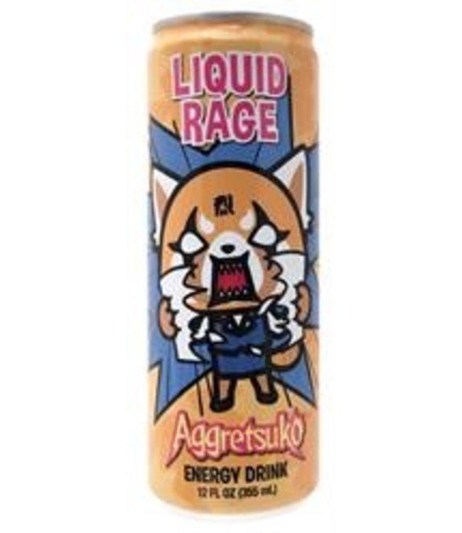 Aggretsuko Liquid Rage