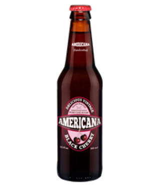 Orca Beverage Soda Company Americana Black Cherry