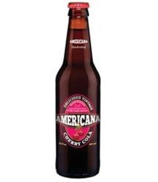 Orca Beverage Soda Company Americana Cherry Cola