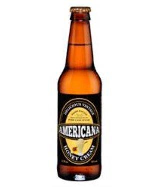 Orca Beverage Soda Company Americana Honey Cream