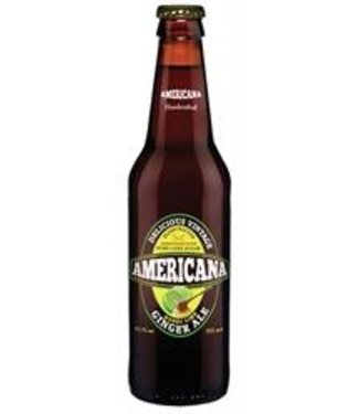 Orca Beverage Soda Company Americana Honey Ginger Ale