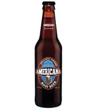 Orca Beverage Soda Company Americana Rootbeer