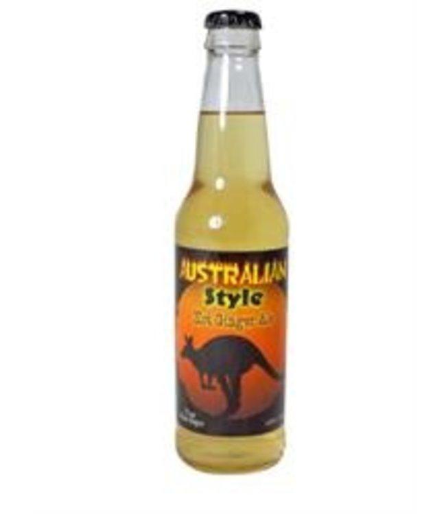 Australian Style Hot Ginger Ale