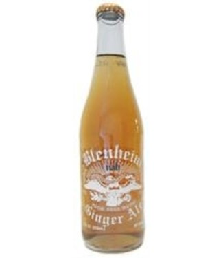 Blenheim Bottling Blenheim Not As Hot Ginger Ale