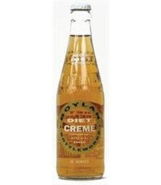 Boylan Bottling Company Boylans Diet Creme