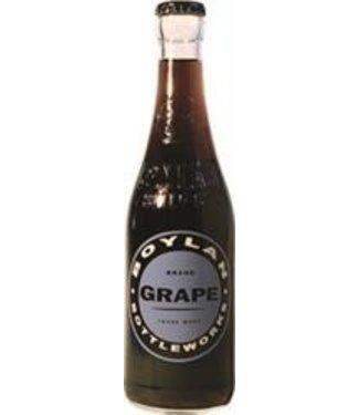 Boylan Bottling Company Boylans Grape