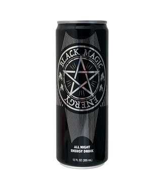 Boston America Corp Black Magic Energy Drink