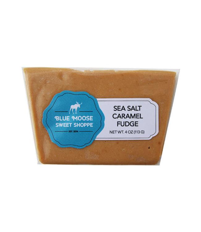 Blue Moose Fudge Sea Salt Caramel