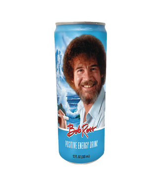 Boston America Corp Bob Ross Positive Energy Drink