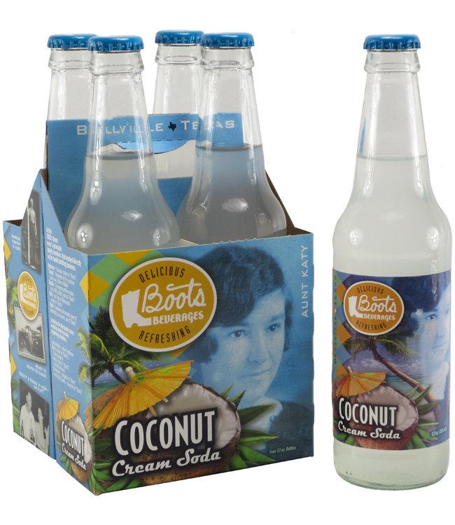 Boots Beverages Coconut Cream Soda