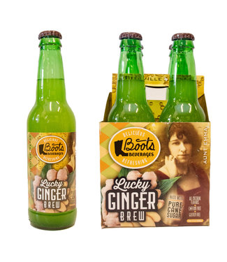 Boots Beverages Boots Beverages Lucky Ginger