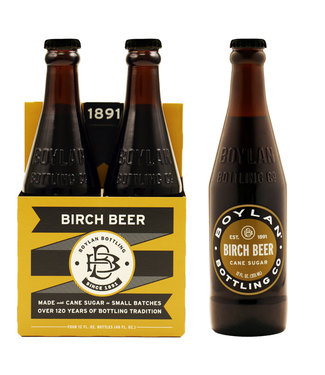 Boylan Bottling Company Boylans Birch Beer