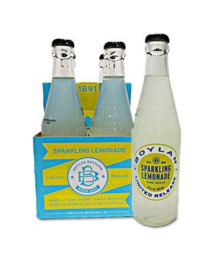 Boylan Bottling Company Boylans Sparkling Lemonade Soda