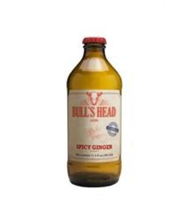 Bull's Head Spicy Ginger Beer