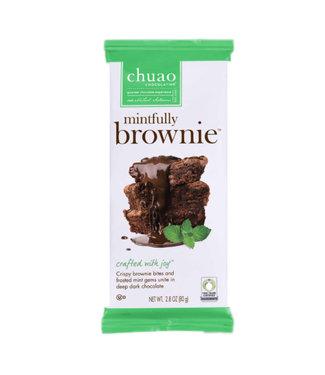 Chuao Chocolatier Chuao Chocolate Bar Mintfully Brownie