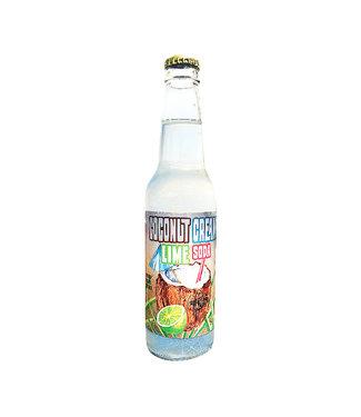 Rocket Fizz Coconut Cream Lime Soda