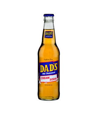 Orca Beverage Soda Company Dad's Old Fashioned Cream Soda