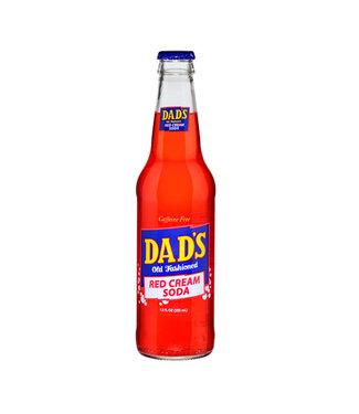 Orca Beverage Soda Company Dad's Red Cream