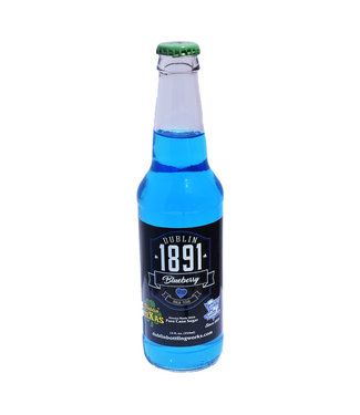 Dublin Bottling Works Dublin 1891 Texas Blueberry Soda