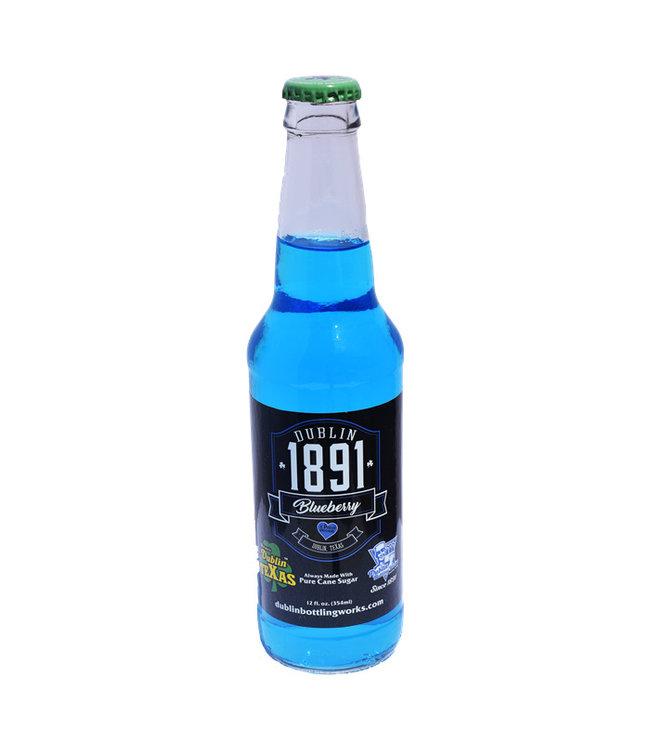Dublin 1891 Texas Blueberry Soda