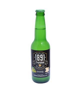 Dublin Bottling Works Dublin 1891 Texas Grapefruit Soda