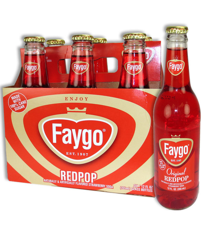 Faygo Red Pop