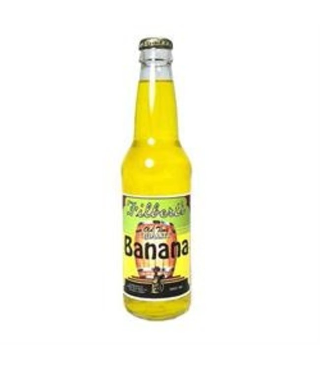Filbert's Banana Soda
