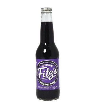 Fit'z Bottling Company Fitz's Grape Pop