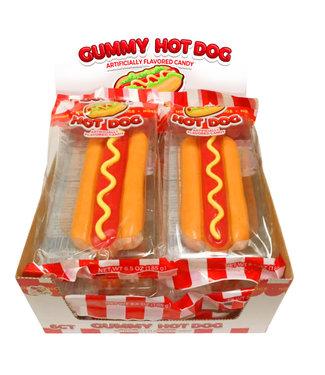 R L Albert & Sons Inc. Gummy Hot Dog