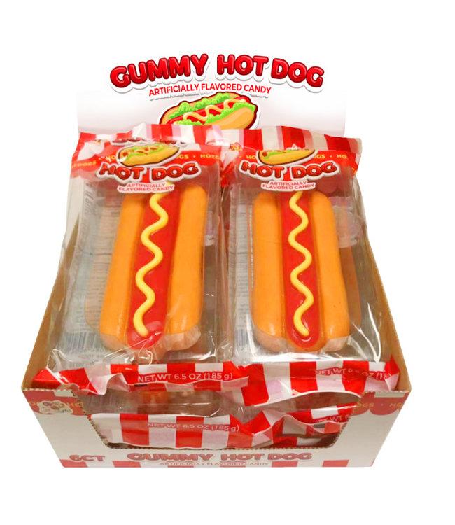 Gummy Hot Dog