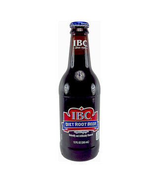 IBC IBC Diet Root Beer