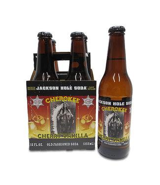 Jackson Hole Soda Jackson Hole Cherokee Cherry Vanilla