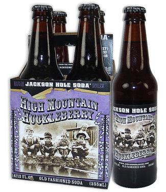 Jackson Hole Soda Jackson Hole Huckleberry