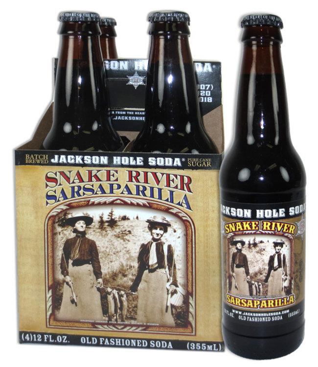 Jackson Hole Snake River Sarsaparilla