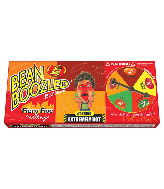 Jelly Belly Gift Box Bean Boozled Fiery Five